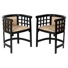 Josef Hoffman Lounge Chairs