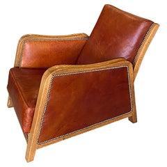 Rare Custom Chair by Frits Henningsen 1930's