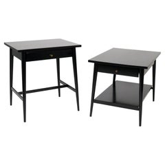 Planner Group Night Stands or End Tables by Paul McCobb for Winchendon
