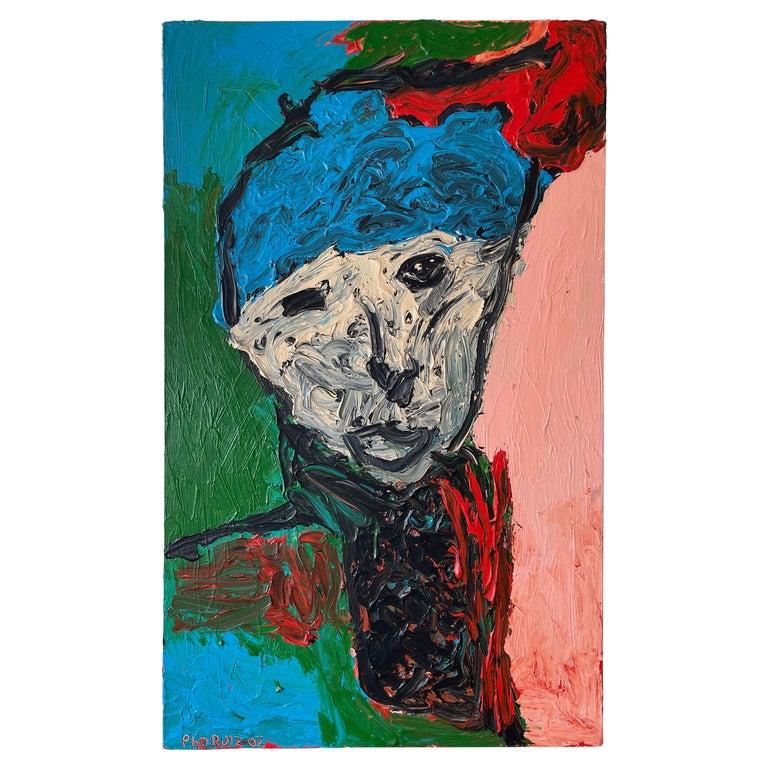 Phe Ruiz Abstract, 2002 For Sale