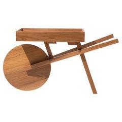 Tea Trolley Contemporary Brazilian Design, Iconic Piece of Furniture in Brazil
