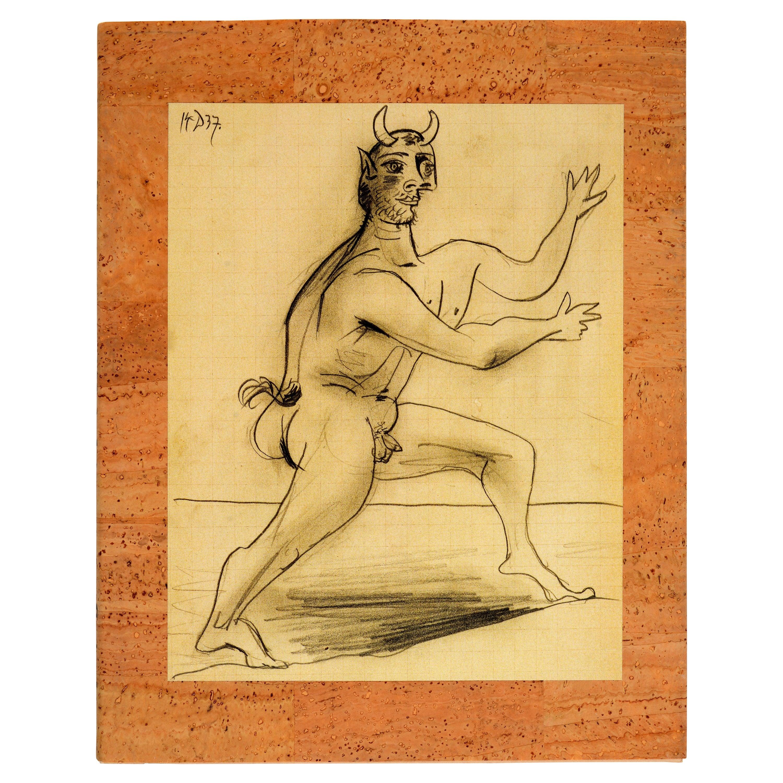 Picasso Minotaurs and Matadors by John Richardson Exhibition Catalog, 1st Ed