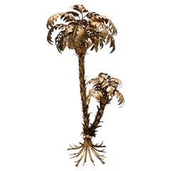 Palm Tree Floor Lamp by Hans Kögl