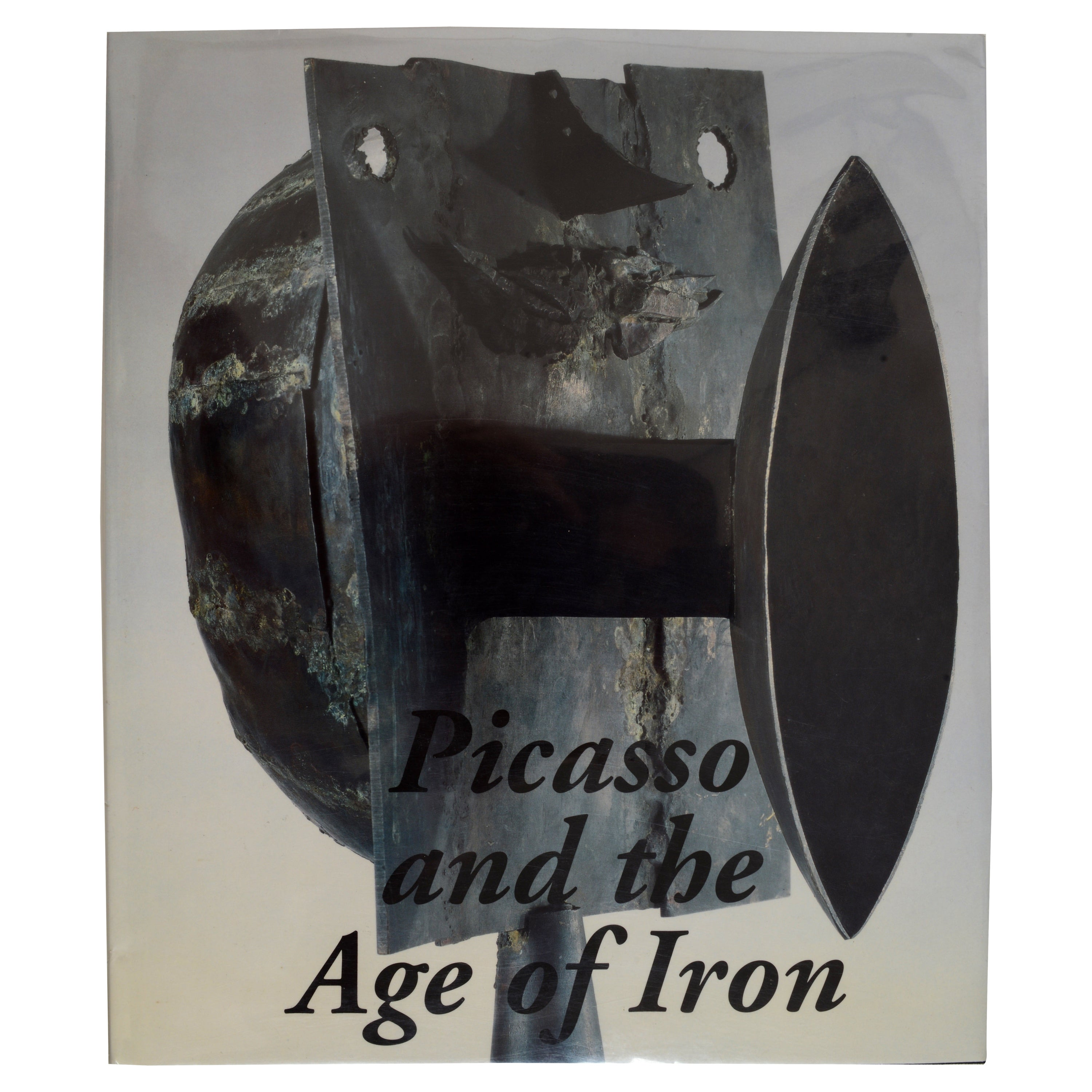 Picasso and the Age of Iron by Carmen Gimenez, Curator, 1st Ed