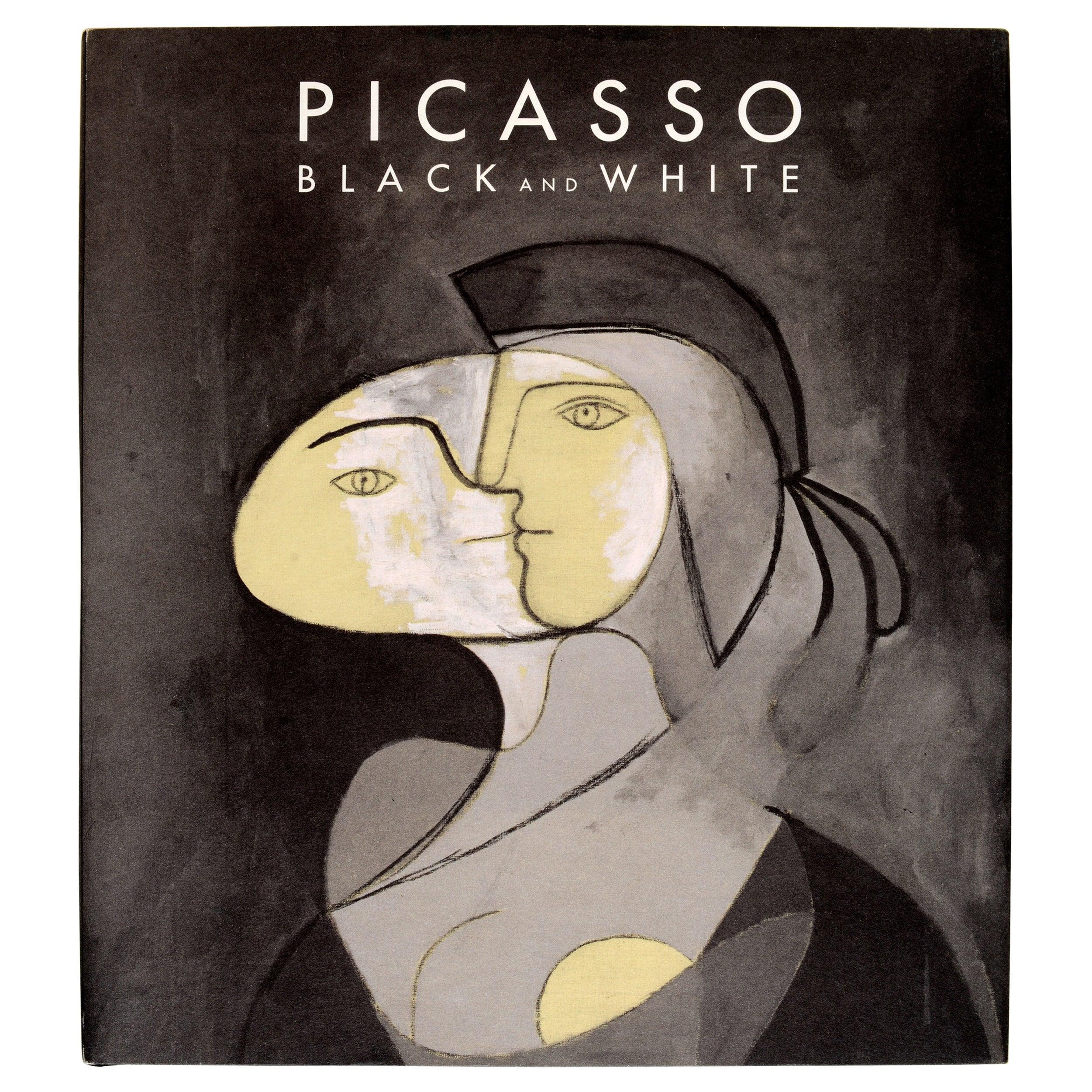 Picasso Black and White by Carmen Gimenez, 1st Ed Exhibition Catalog