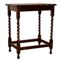 Edwardian Occasional Table, Circa 1900