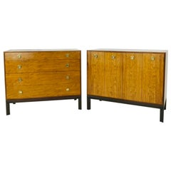 Pair of Bachelor Chests by Edward Wormley for Dunbar