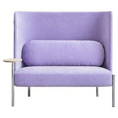 Ara Sofa with Side Table by PerezOchando