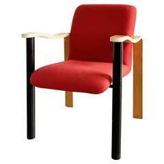 Memphis Milano George Kasparian Wool Chair