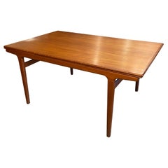 Danish Modern Dining Table by Johannes Andersen