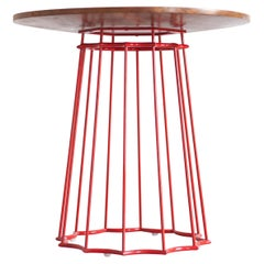 """Bombay Atelier """"Mister Chai"""" Side Table by Farzin Adenwalla"""