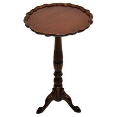 Antique Victorian Occasional Table