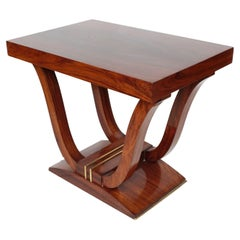 Art Deco Low Console Table