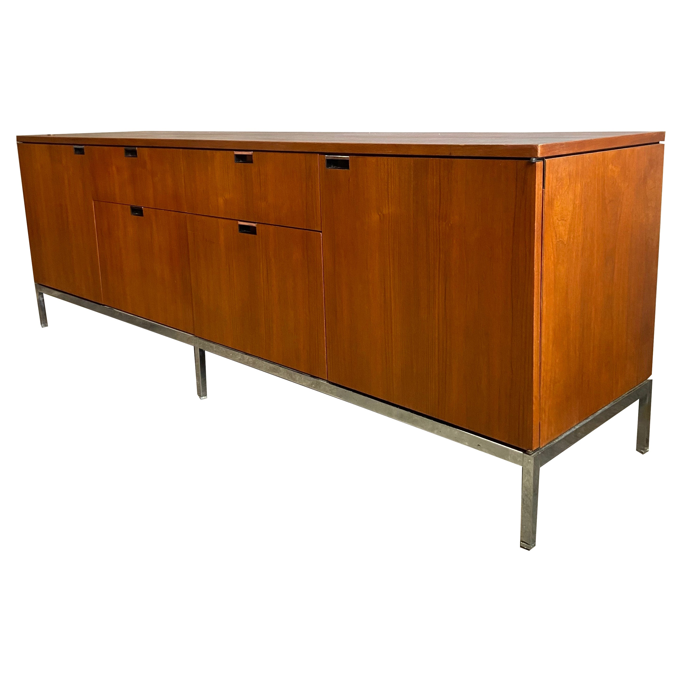 Midcentury Florence Knoll Credenza