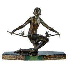 Art Deco Sculpture Author G. Arisse