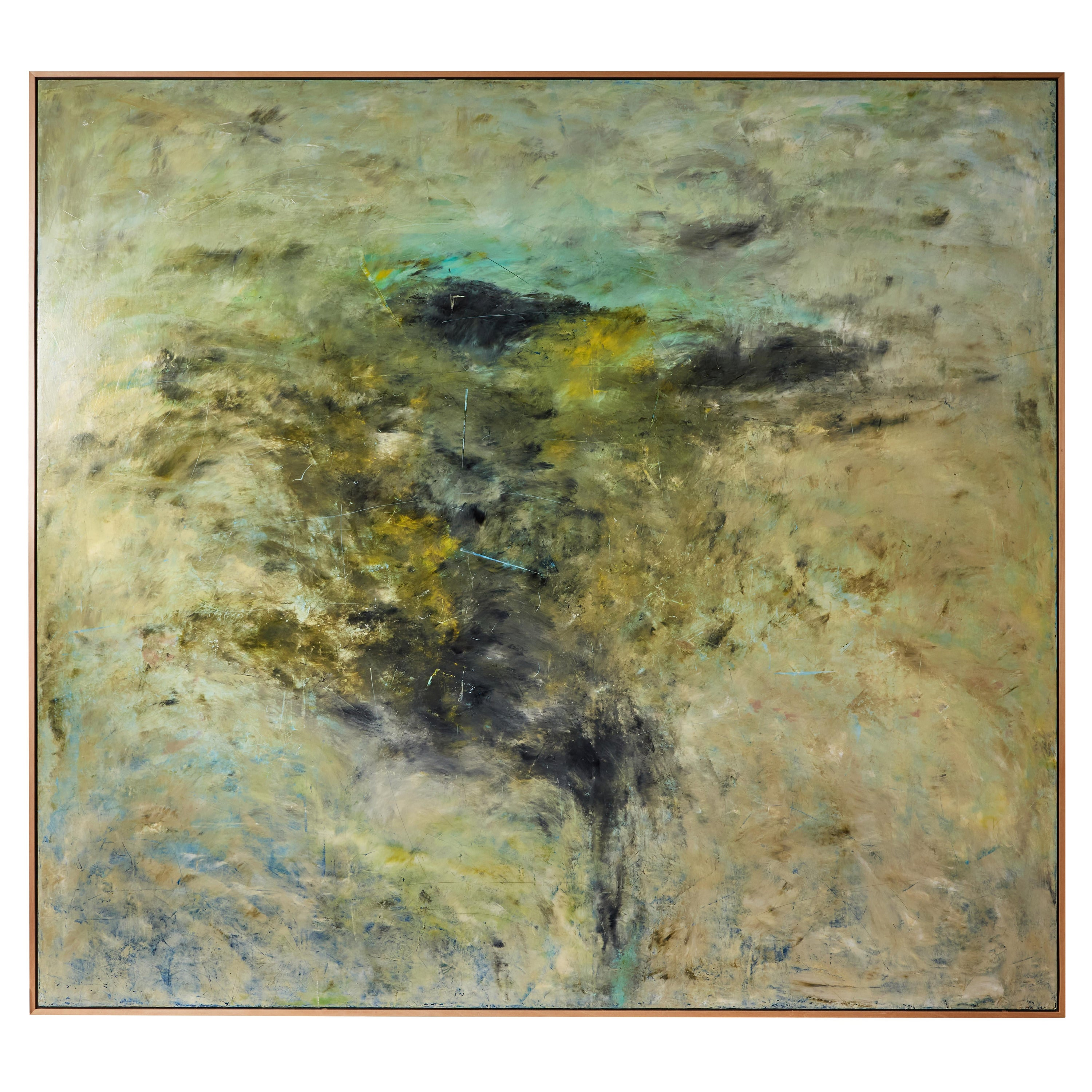 Large Scale, Contemporary Abstract Painting