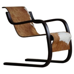 Vintage Cantilever Lounge Chair by Alvar Aalto, Model 31, Finland, Designed 30s