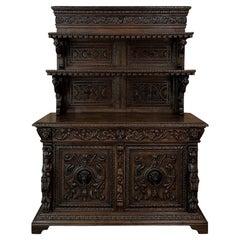 19th Century Renaissance Revival Buffet, Vaisselier
