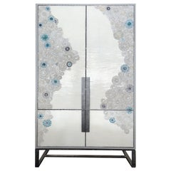 Custom Blossom Armoire by Ercole Home