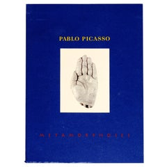 Picasso, Metamorphoses by Jan Krugier, Ditesheim & Cie Gallery, 1st Ed