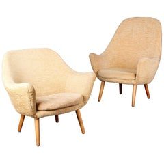 Family Pair of Armchairs