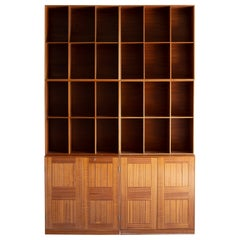 Mogens Koch Cabinets and Bookcases for Rud. Rasmussen