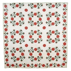 Roses and Bells Quilt