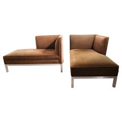Brown Jordan Charter Furniture Oslo Chaise 2 Available