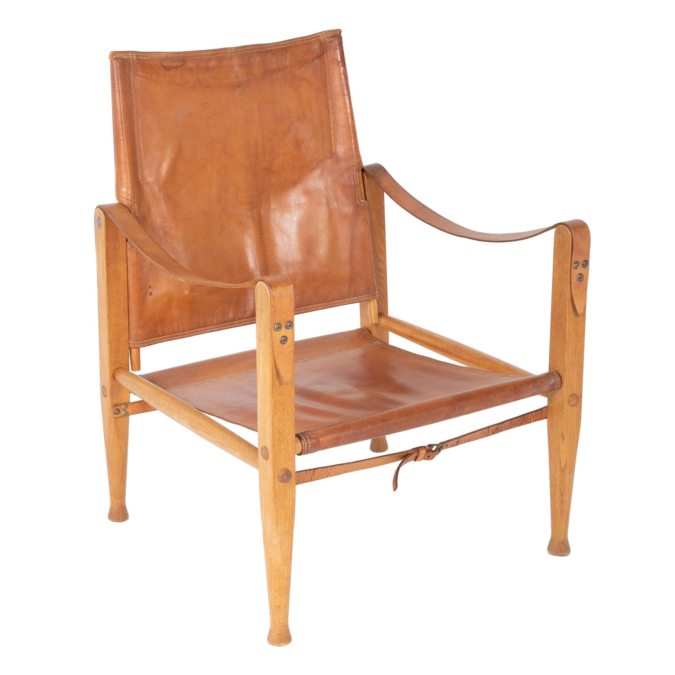 Kaare Klint Safari Chair, Rasmussen Edition