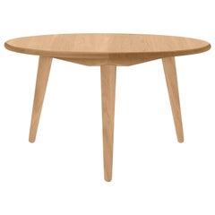 CH008 Small Coffee Table in Oak Oil by Hans J. Wegner