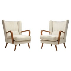"""Howard Keith """"Bambino"""" Chairs for HK Furniture, England, 1950s"""