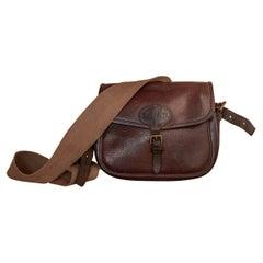 Leather Cartridge Bag, circa 1920