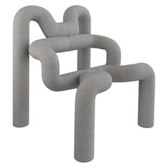 Contemporary Mod Ekstrem Armchair Designed by Terje Ekstrom