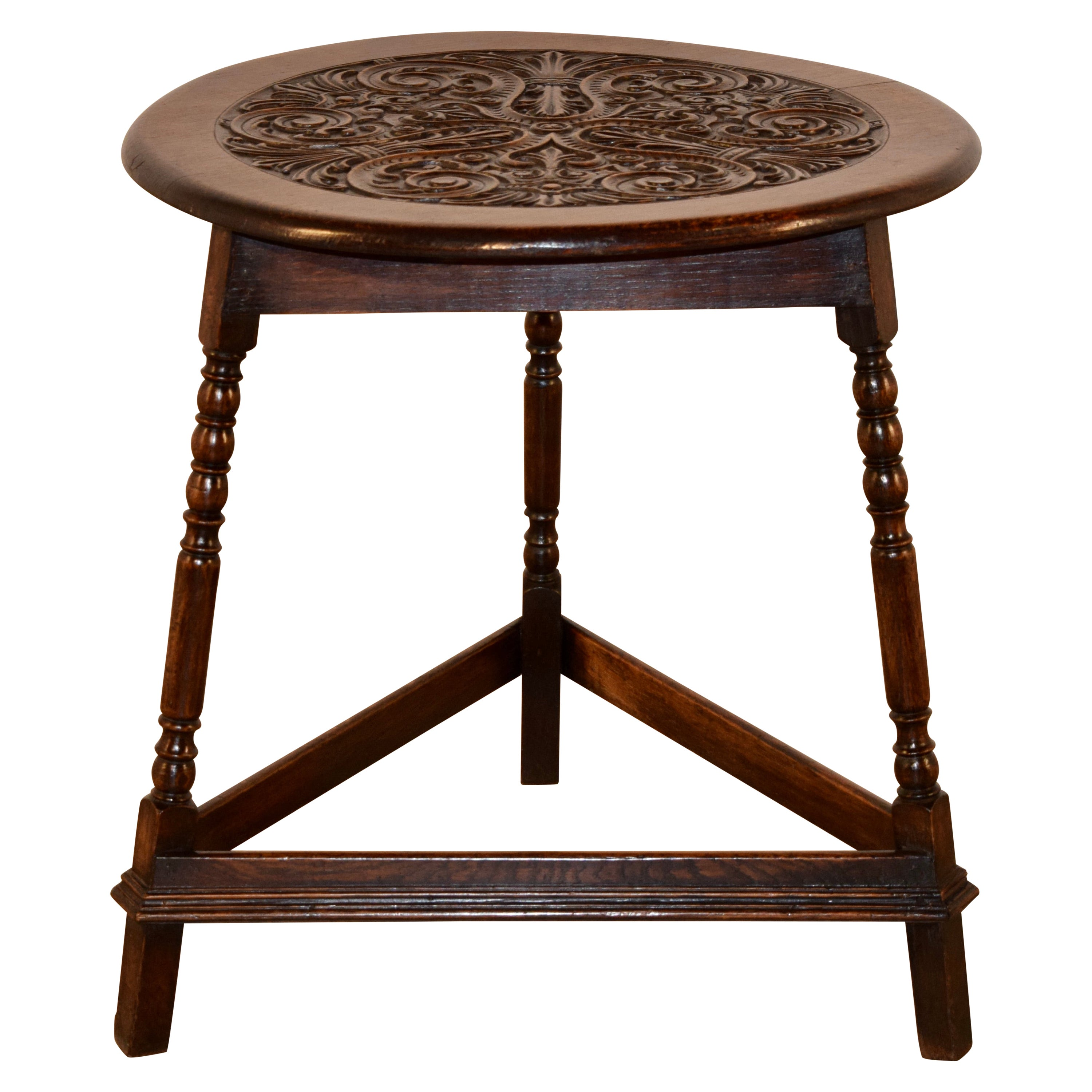 19th Century English Side Table