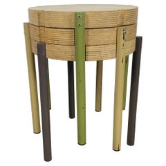 Elusive Set 3 Nest / Stackings Tables by Edward Wormley for Dunbar
