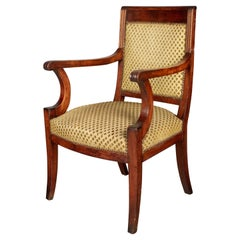 19th Century French Empire Style Armchair