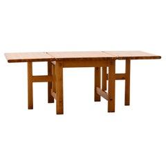 """""""Fureka"""" Table by Edvin Helseth for Stange Bruk, 60's"""