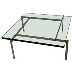 Poul Kjaerholm PK 61 Coffee Table for E. Kold Christensen