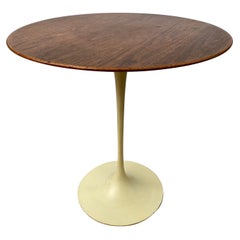 Saarinen for Knoll Walnut Side Table