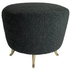 Arc Poof, Charcoal, by Bourgeois Boheme Atelier
