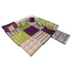 'Mah Jong' 20 Piece Living Room Set by Missoni for Roche Bobois France, Signed