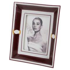 Hermes Paris Porcelain Picture Frame