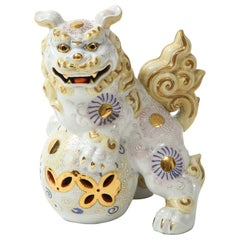 Japanese Porcelain Foo Dog
