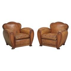 1930s Club Chairs