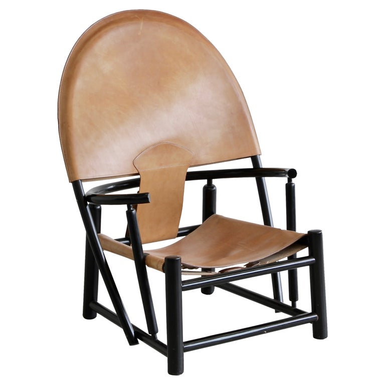 Hoop Armchair by Palange & Toffoloni For Sale
