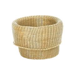 Fibra Small Basket by Sebastian Herkner