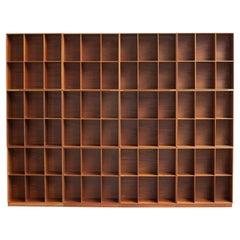 Mogens Koch Set of 12 Bookcases for Rud Rasmussen