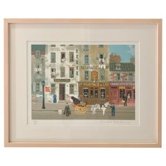 Michel Delacroix Limited Edition Signed Lithograph