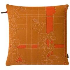 Maharam Pillow, Layers Park Double by Hella Jongerius