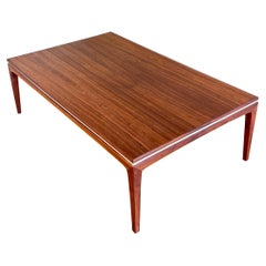 American Mid Century Walnut Coffee Table